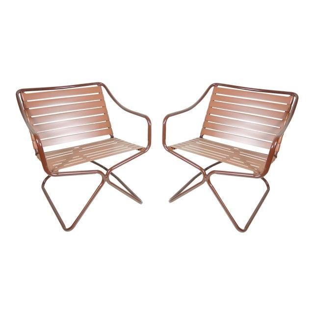 Brown Jordan Kailua Dining Chairs - Pair - Image 1 of 3