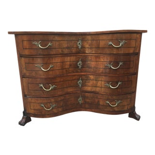 18th Century Louis XV Period Chest of Drawers For Sale