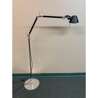 Artemide Tolomeo Black Floor Lamp Preview