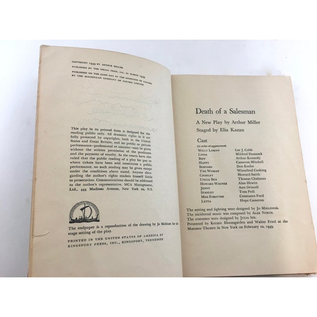 Death of a Salesman (First Book Club Edition) - Image 5 of 6