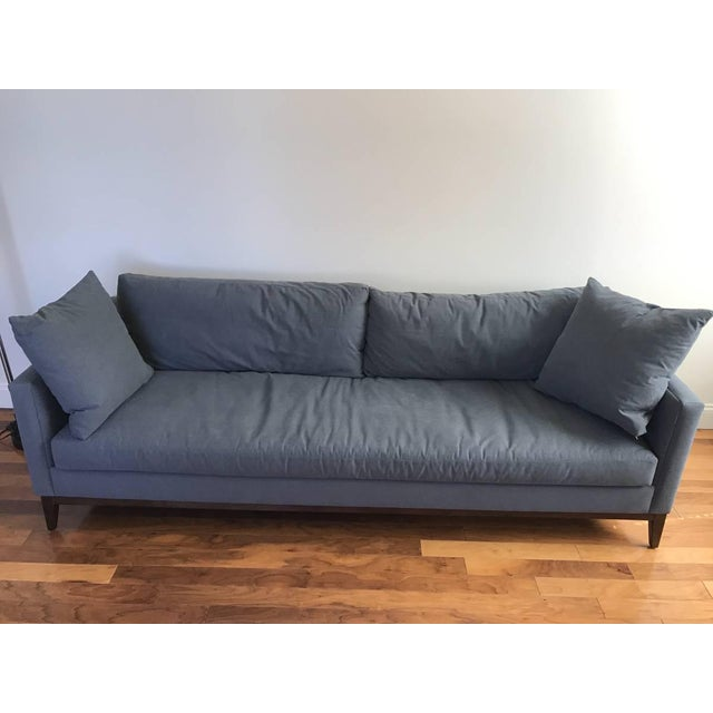 2010s Brand New Bloomingdales Sofa For Sale - Image 5 of 5