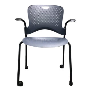 Herman Miller Caper Stacking Chair For Sale