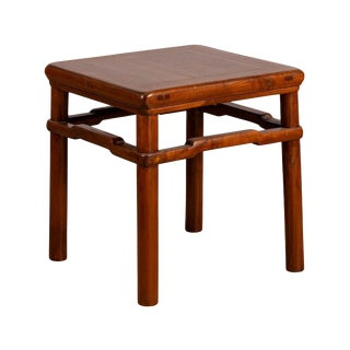 Antique Chinese Ming Style Side Table For Sale