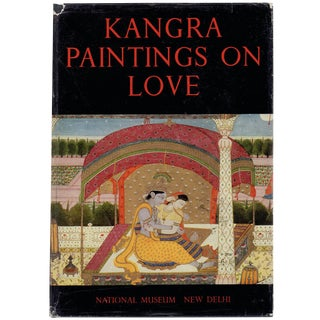 """Kangra Paintings on Love"" Color Plates"