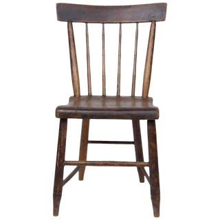 Early 19th Century American Windsor Chair For Sale
