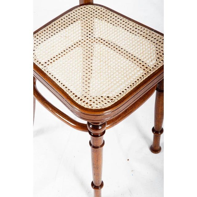 Traditional Antique chair from Thonet, 1890 For Sale - Image 3 of 10