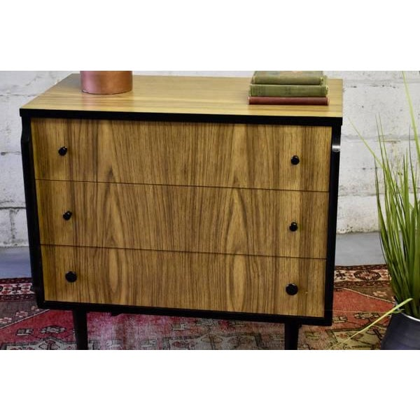 "Mid Century Modern Dresser by Kent Coffey ""Teakway"" For Sale In New York - Image 6 of 8"