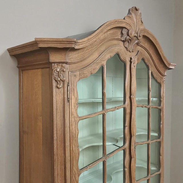 Late 19th Century 19th Century Italian Tuscan Bookcase For Sale - Image 5 of 13