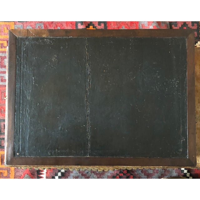 Mid 19th Century Partner's Portable Writing Desk For Sale - Image 5 of 7