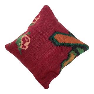 Boho Chic Kilim Pillow