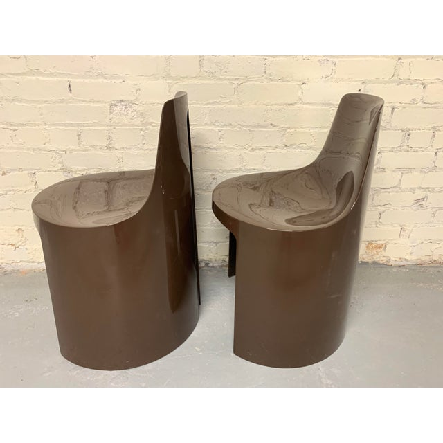 Overman Sweden Mid-Century Overman Ab Tango Chairs - a Pair For Sale - Image 4 of 7