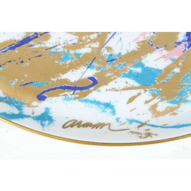Ceramic Concerto After Arman, Limited Edition, Plate Number 30 For Sale - Image 7 of 8