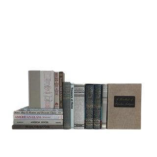 Antique Appreciation in Granite : Set of Fifteen Decorative Books
