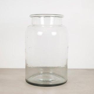 Antiuqe Glass Pickle Jar C.1900 Preview