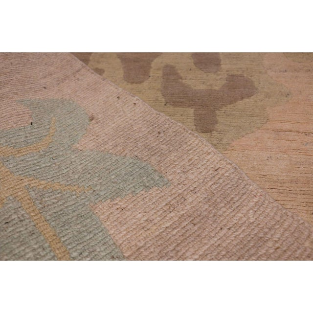 Serene Geometric Runner Rug - 3' X 11' - Image 5 of 6