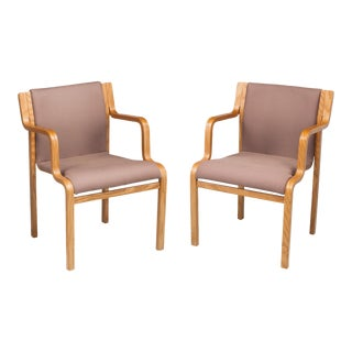 Pair of Stendig Armchairs