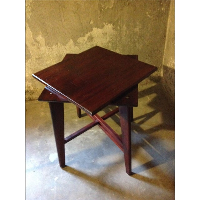 1950s Rotating Television Table - Image 3 of 9