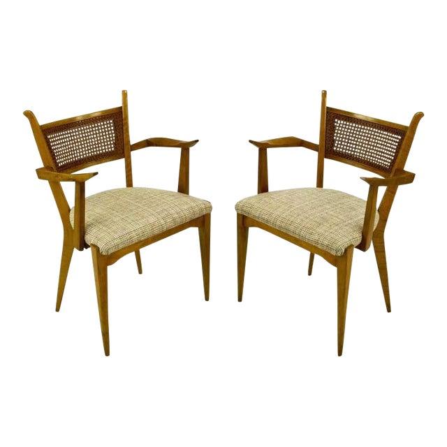 Set Six Edmond Spence Swedish Dining Chairs - Image 1 of 10