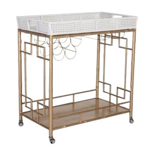 The Madison Mixer Bar Cart For Sale