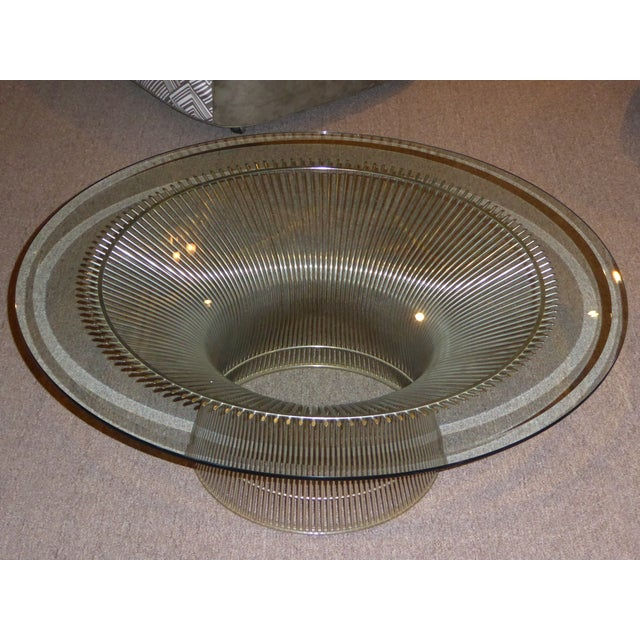Iconic Warren Platner Coffee Table for Knoll - Image 3 of 10