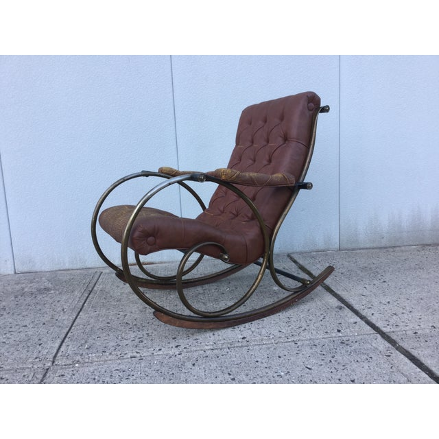 1960's Lee Woodard and Sons Rocking Chair - Image 2 of 11