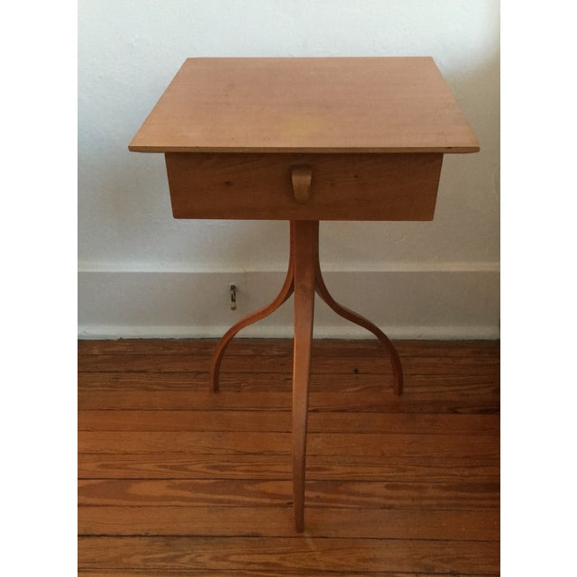 Mid-Century Modern Thomas Stender Modulus Side Tables - A Pair For Sale - Image 3 of 4