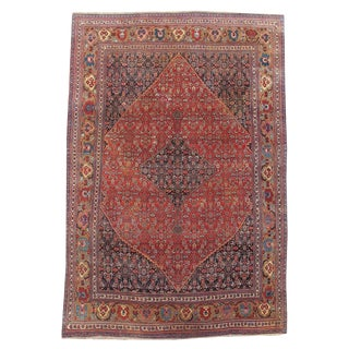 Bidjar Perisan Rug - 10′4″ × 17′2″ For Sale