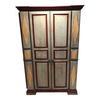 20th Century Russian Armoire For Sale