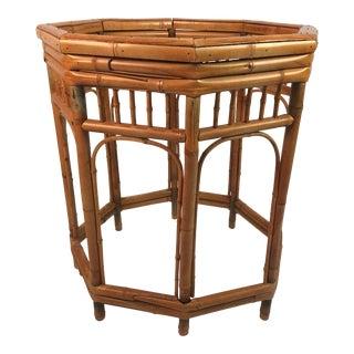 1970s Vintage Boho ChicBrighton Table Base For Sale