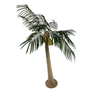 Palm Tree Floor Lamp For Sale