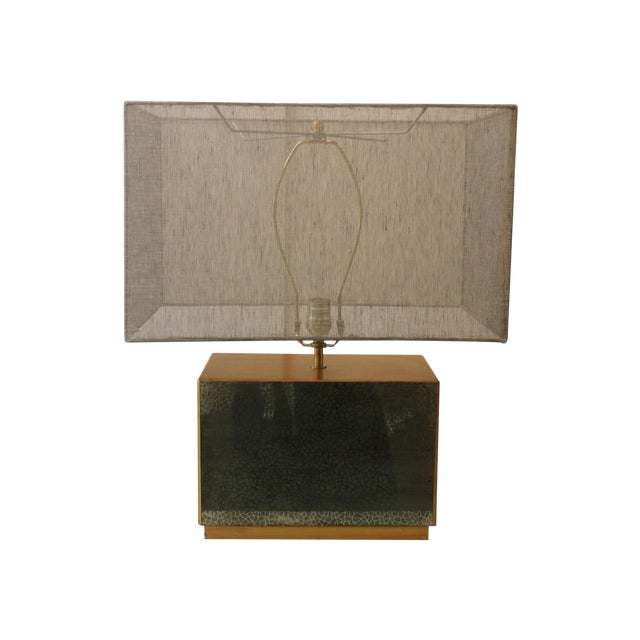 Jade Table Lamp - Image 1 of 6