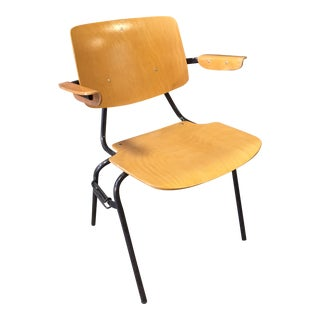 1950s Vintage Kho Liang Ie Stacking Chair For Sale