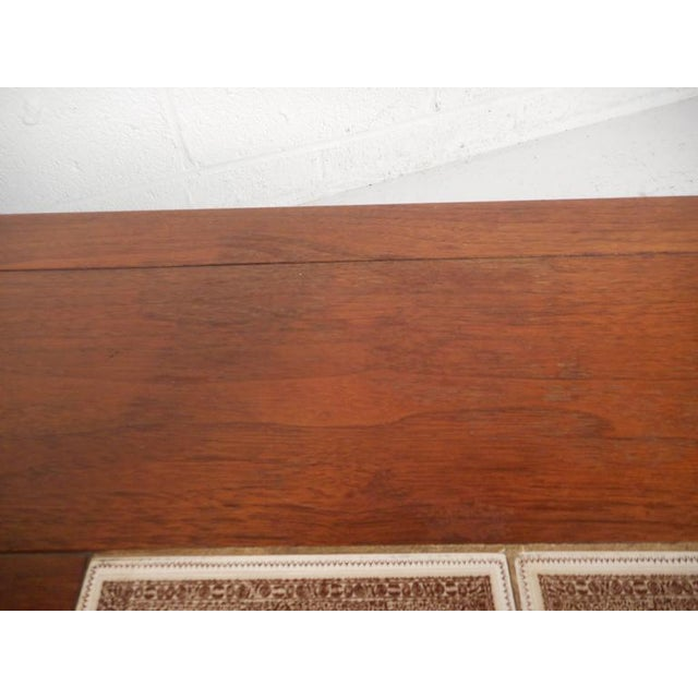 Mid-Century Modern Tile-Tip Pivot Coffee Table For Sale - Image 11 of 11