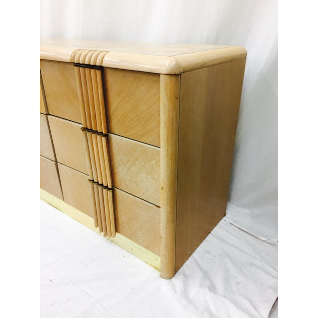 Vintage bassett dresser w brass fittings chairish