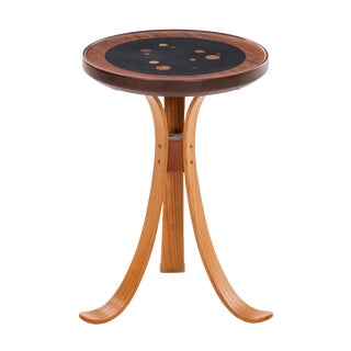 In the Style of Wormley for Dunbar Side Table For Sale
