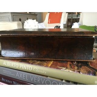 19th C. Faux Book Box Preview