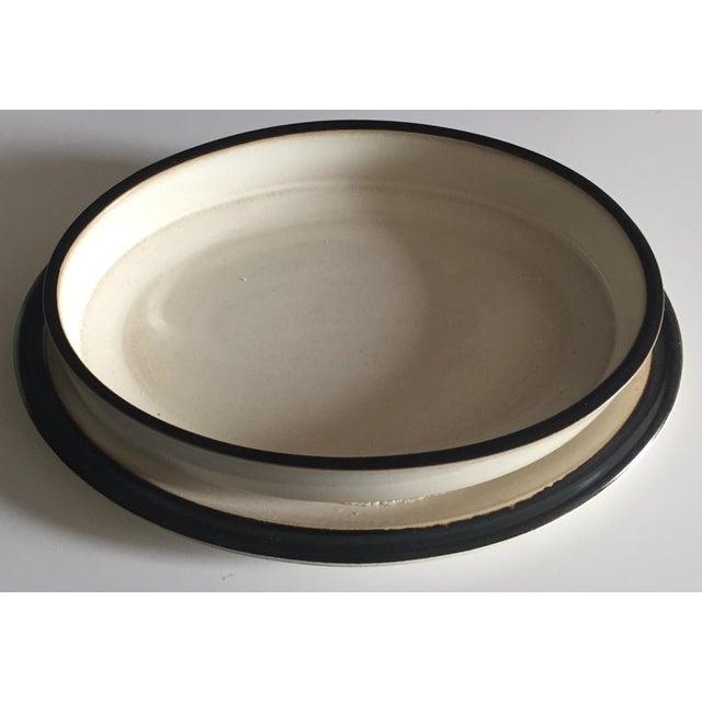 Mid-Century English Casserole/Plate - Image 2 of 8