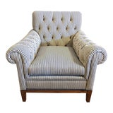 Image of Ralph Lauren Home Hither Hills Studio Tufted Chair For Sale