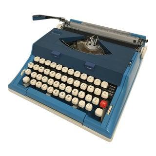 Sears Malibu Retro Typewriter For Sale