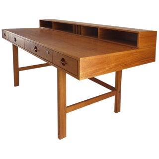 Mid-20th Century Danish Modern Jens Quistgaard for Peter Løvig Nielsen Writing Desk