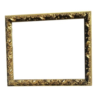 """19th Century High Relief Rococo Style Frame 27 1/2"""" X 33 1/2"""" (Resizable) For Sale"""