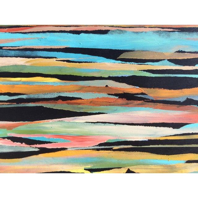Original Contemporary Painting - Image 3 of 4
