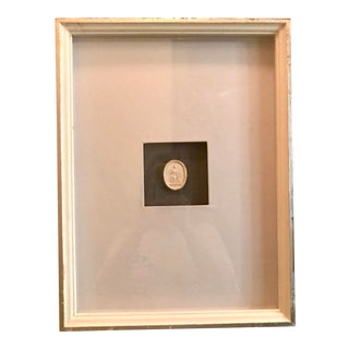 Matted and Framed Intaglio #4 For Sale
