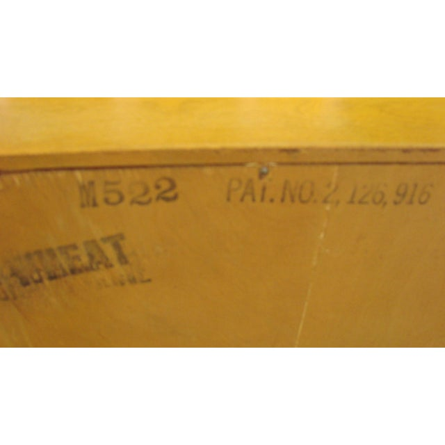 Heywood Wakefield Mid-Century Chest of Drawer For Sale - Image 11 of 11