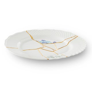 Seletti, Kintsugi Dinner Plate 3, Marcantonio, 2018 Preview