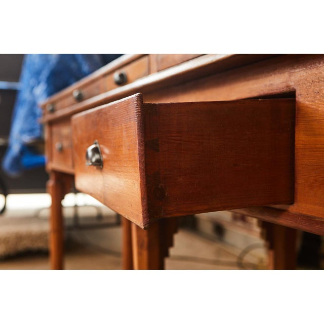 1920's Italian sideboard For Sale - Image 4 of 11