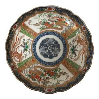 Antique Japanese Imari Plate