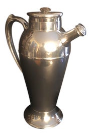 Image of Silver Cocktail Shakers