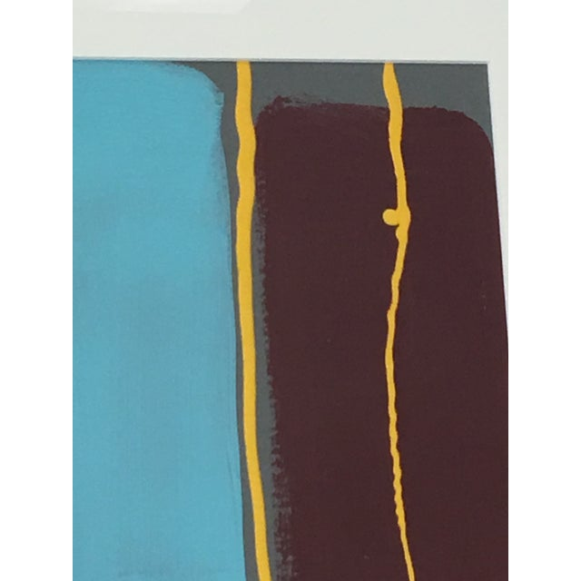 """""""Nod to Rothko"""" Painting For Sale In Greensboro - Image 6 of 8"""