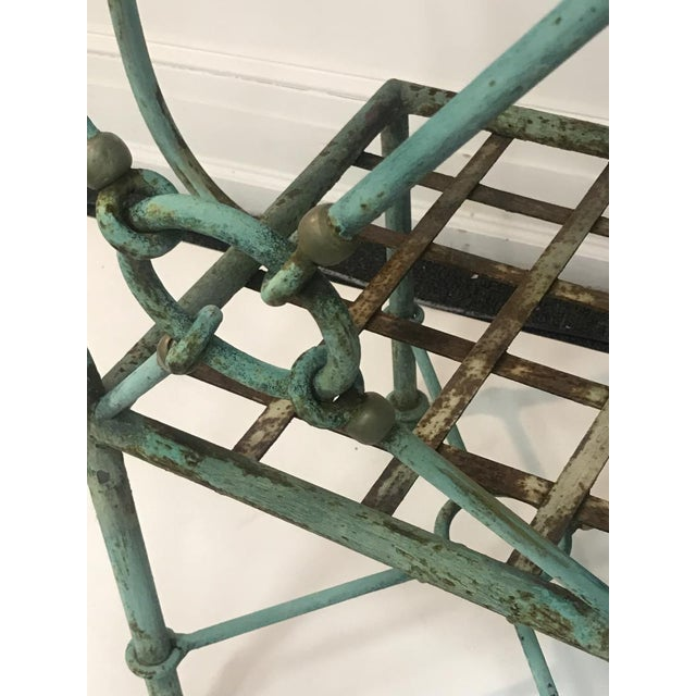 Alberto Giacometti Giacometti Style Chairs - Set of 6 For Sale - Image 4 of 10